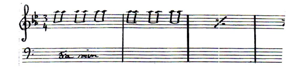 partition musique rencontre troisieme type