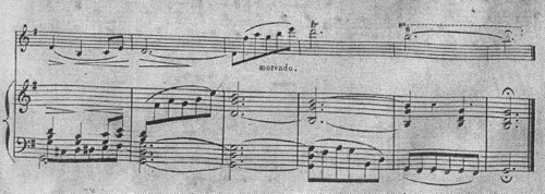 Alard, Grand duo pour piano et violon, 1851.